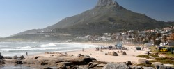 potopis južna Afrika