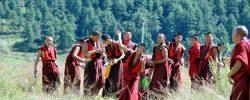 potovanje Butan