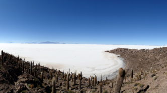 Potopis Bolivija