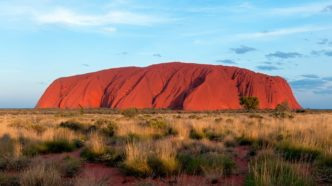 Uluru Avstralija